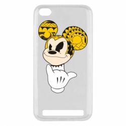 Чехол для Xiaomi Redmi 5a Cool Mickey Mouse - FatLine