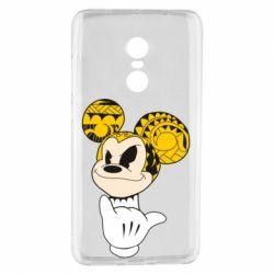 Чехол для Xiaomi Redmi Note 4 Cool Mickey Mouse - FatLine