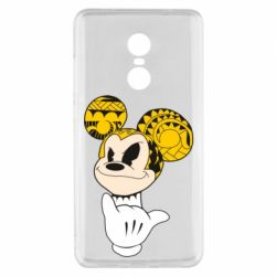 Чехол для Xiaomi Redmi Note 4x Cool Mickey Mouse - FatLine