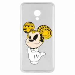 Чехол для Meizu M5 Cool Mickey Mouse - FatLine
