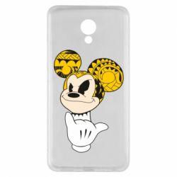 Чехол для Meizu M5 Note Cool Mickey Mouse - FatLine