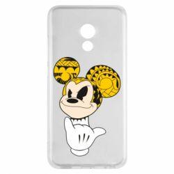 Чехол для Meizu Pro 6 Cool Mickey Mouse - FatLine