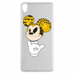 Чехол для Sony Xperia XA Cool Mickey Mouse - FatLine