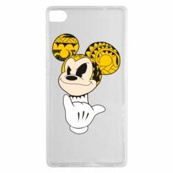 Чехол для Huawei P8 Cool Mickey Mouse - FatLine