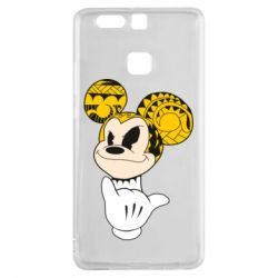 Чехол для Huawei P9 Cool Mickey Mouse - FatLine