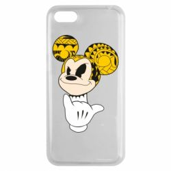 Чехол для Huawei Y5 2018 Cool Mickey Mouse - FatLine