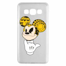 Чехол для Samsung A3 2015 Cool Mickey Mouse - FatLine