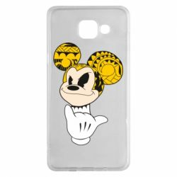 Чехол для Samsung A5 2016 Cool Mickey Mouse - FatLine