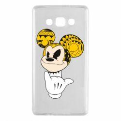 Чехол для Samsung A7 2015 Cool Mickey Mouse - FatLine