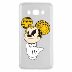 Чехол для Samsung J5 2016 Cool Mickey Mouse - FatLine