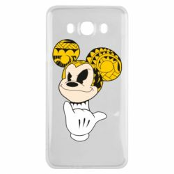 Чехол для Samsung J7 2016 Cool Mickey Mouse - FatLine
