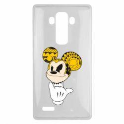 Чехол для LG G4 Cool Mickey Mouse - FatLine