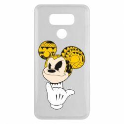 Чехол для LG G6 Cool Mickey Mouse - FatLine