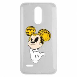 Чехол для LG K7 2017 Cool Mickey Mouse - FatLine