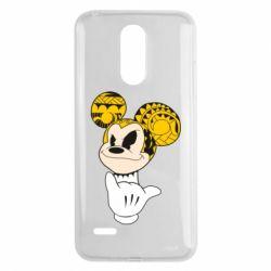Чехол для LG K8 2017 Cool Mickey Mouse - FatLine