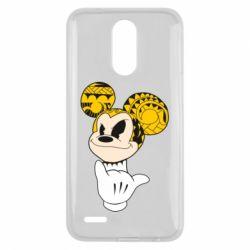 Чехол для LG K10 2017 Cool Mickey Mouse - FatLine