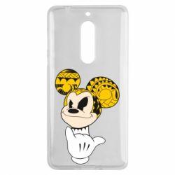 Чехол для Nokia 5 Cool Mickey Mouse - FatLine