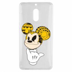 Чехол для Nokia 6 Cool Mickey Mouse - FatLine