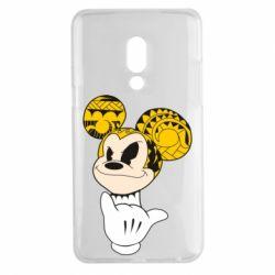 Чехол для Meizu 15 Plus Cool Mickey Mouse - FatLine