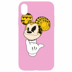 Чехол для iPhone XR Cool Mickey Mouse - FatLine