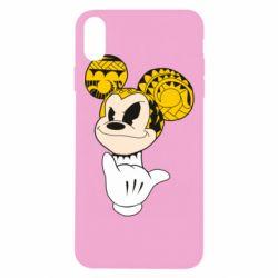 Чехол для iPhone Xs Max Cool Mickey Mouse - FatLine
