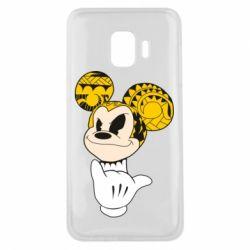 Чехол для Samsung J2 Core Cool Mickey Mouse - FatLine