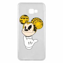 Чехол для Samsung J4 Plus 2018 Cool Mickey Mouse - FatLine