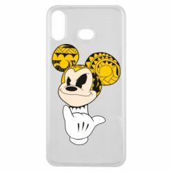 Чехол для Samsung A6s Cool Mickey Mouse - FatLine