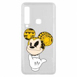 Чехол для Samsung A9 2018 Cool Mickey Mouse - FatLine