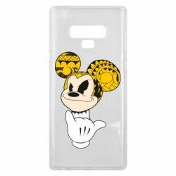 Чехол для Samsung Note 9 Cool Mickey Mouse - FatLine