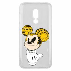 Чехол для Meizu 16 Cool Mickey Mouse - FatLine