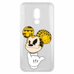 Чехол для Meizu 16x Cool Mickey Mouse - FatLine
