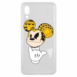 Чехол для Meizu E3 Cool Mickey Mouse - FatLine