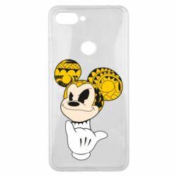 Чехол для Xiaomi Mi8 Lite Cool Mickey Mouse - FatLine