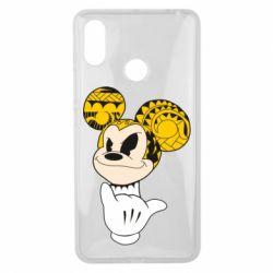 Чехол для Xiaomi Mi Max 3 Cool Mickey Mouse - FatLine