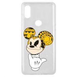 Чехол для Xiaomi Mi Mix 3 Cool Mickey Mouse - FatLine