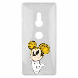 Чехол для Sony Xperia XZ2 Cool Mickey Mouse - FatLine