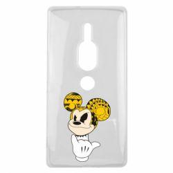 Чехол для Sony Xperia XZ2 Premium Cool Mickey Mouse - FatLine