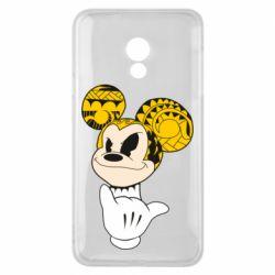 Чехол для Meizu 15 Lite Cool Mickey Mouse - FatLine