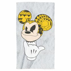 Полотенце Cool Mickey Mouse - FatLine