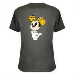 Камуфляжная футболка Cool Mickey Mouse - FatLine