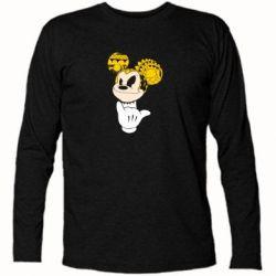 Футболка с длинным рукавом Cool Mickey Mouse - FatLine