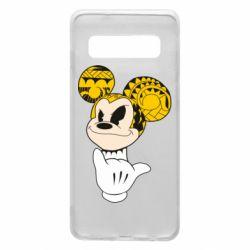 Чохол для Samsung S10 Cool Mickey Mouse