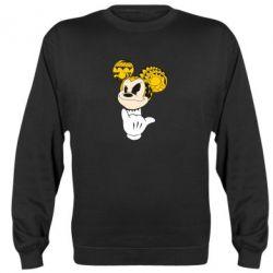 Реглан (свитшот) Cool Mickey Mouse - FatLine