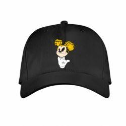 Детская кепка Cool Mickey Mouse - FatLine