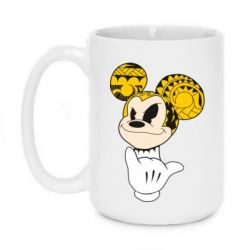 Кружка 420ml Cool Mickey Mouse - FatLine
