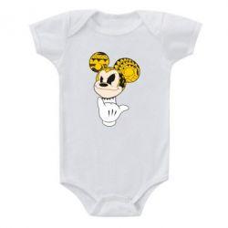 Детский бодик Cool Mickey Mouse - FatLine