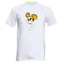 Мужская спортивная футболка Cool Mickey Mouse - FatLine
