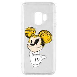 Чехол для Samsung S9 Cool Mickey Mouse - FatLine