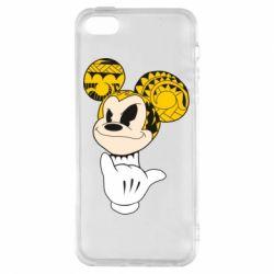 Чехол для iPhone5/5S/SE Cool Mickey Mouse - FatLine